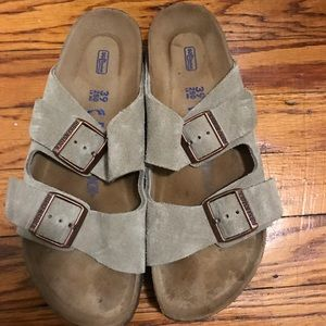 Women's Birkenstock sandals size 39